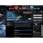 battlestar galactica online login