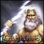 grepolis 2.0 logotipo