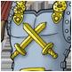 Heroi Travian 4-armas e equipamentos-Armadura e Botas