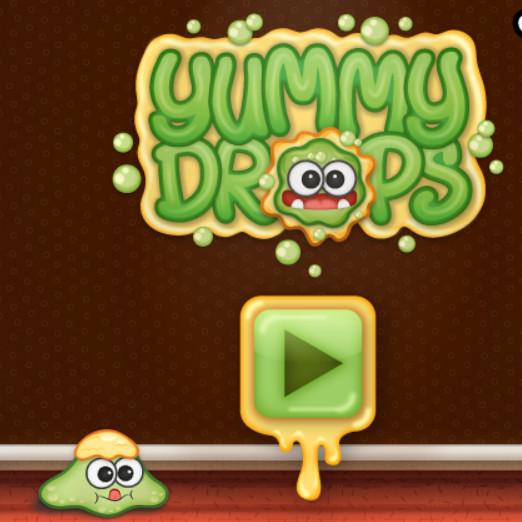 Gotas Gostosas (Yummy Drops)